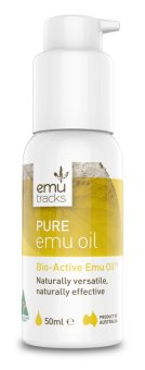 Harga EMU TRACKS BIO-ACTIVE EMU OIL 50ml