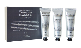 Harga The Aromatherapy Co. Therapy Man Travel Gift Set
