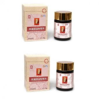 [BUNDLE] 2 x Korean Red Ginseng (6years) Extract, 50g