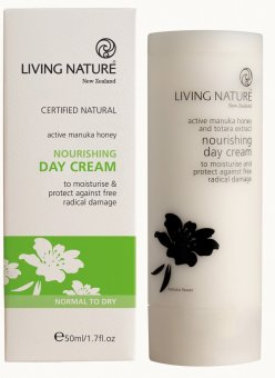 Harga Living Nature Nourishing Day Cream 50ml