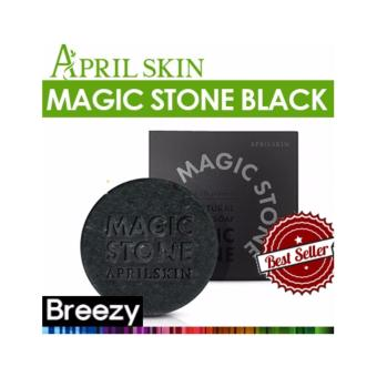 Harga APRIL SKIN Magic Stone Black - intl