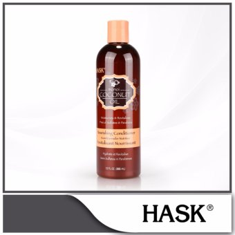 Harga HASK Monoi Oil Nourishing Conditioner 355ml