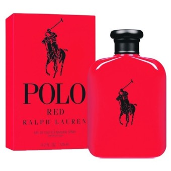 Harga Ralph Lauren Polo Red Eau de Toilette 125ml