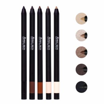Harga [April skin] Magic Zoom Eyeliner 02 Dark Brown 0.5g - intl