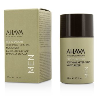 Harga Ahava Time To Energize Soothing After-Shave Moisturizer 50ml/1.7oz