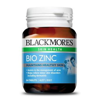 Harga Blackmores Bio Zinc 84 Tablets
