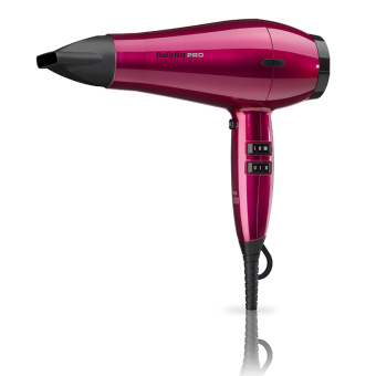 Harga Babyliss Pro Spectrum Hair Dryer - Hot Pink
