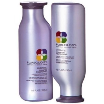 Harga Pureology Hydrate Shampoo and Conditioner Set, 8.5 oz. - intl