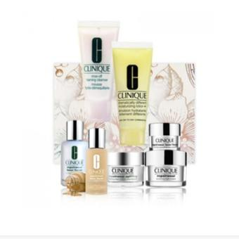 Harga Clinique Skincare Travel Set