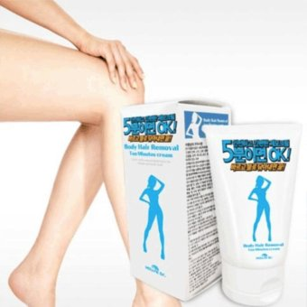 Harga ★Waxing★Best waxing Cream / Ten Minutes Body Hair Remover Cream - intl