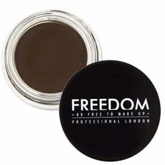 Harga Freedom Pro Brow Pomade Dark Brown