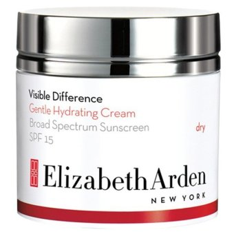 Harga Elizabeth Arden Visible Difference Gentle Hydrating Cream SPF 15 50ml