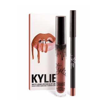 Harga Kylie Matte Liquid Lip Kit Ginger