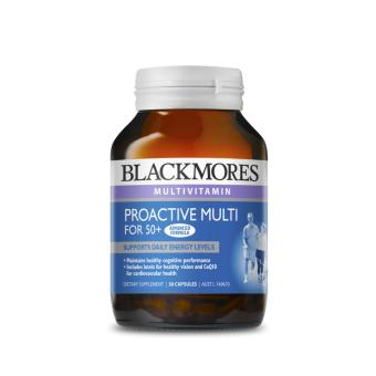 Harga Blackmores Proactive Multi 50's (For Seniors 50+)