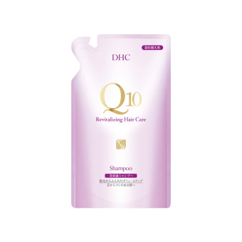 Harga DHC Q10 Revitalizing Hair Care Shampoo Refill 400ml