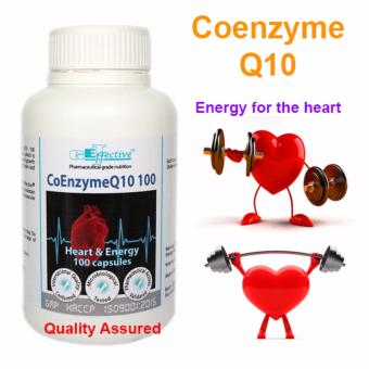 GET Effective CoEnzymeQ10 100