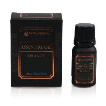 Harga Bath & Bloom 100% Pure Orange Essential Oil