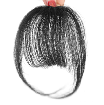 Harga Pretty Girls Clip In Front Hair Bang Fringe Hair Extension Straight black