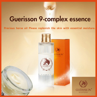 Harga GUERISSON 9 COMPLEX EssenceHorse oil EssenceMoisture Essence馬油 Essence