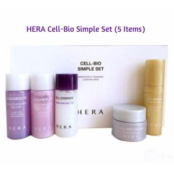 Harga HERA Cell-Bio Simple Set (5 Items)