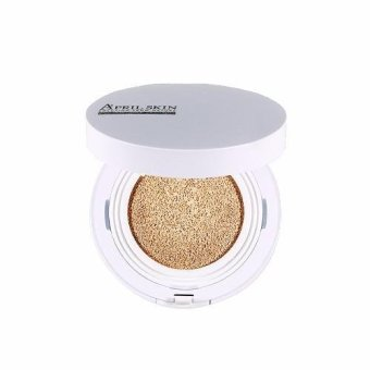 Harga April Skin Magic Snow Cushion White #21 Light Beige - 15g