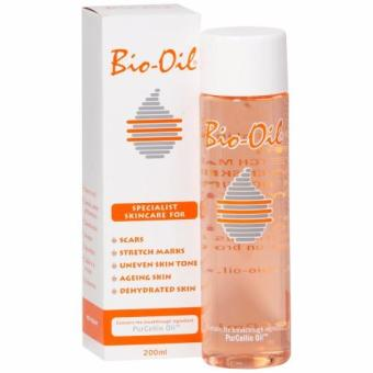 Harga Bio Oil for Scars and Stretch Marks 200 ml