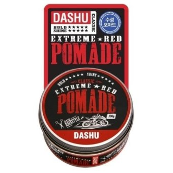Harga DASHU EXTREME RED POMADE