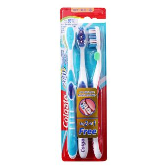 Harga Colgate 360 Whole Mouth Clean Toothbrush - Soft