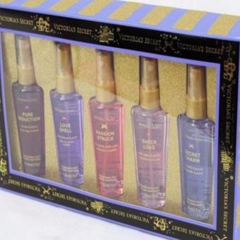 VICTORIA'S SECRET BODY MIST SET 60ML X 5pcs