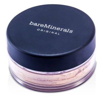 Harga Bare Escentuals BareMinerals Original SPF 15 Foundation - # Medium Beige 8g