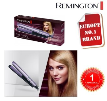 Harga REMINGTON S8510 Frizz Therapy Hair Straightener Ceramic Coated Plates