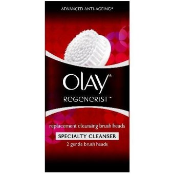 Harga OLAY REGENERIST REPLACEMENT CLEANSING BRUSH HEADS
