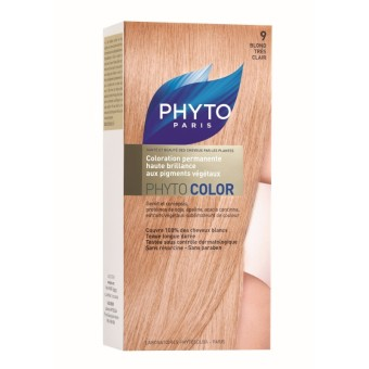 Harga Phytocolor 9 Very Light Blonde