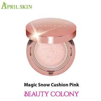 Harga Aprilskin Magic Snow Cushion Pink