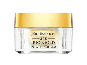 Harga Bio Essence 24K Night Cream 40g