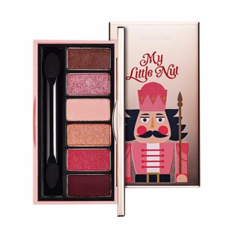 Harga Etude House My Little Nut Fantastic Color Eyes (# Lucky Red Little Nut) - intl