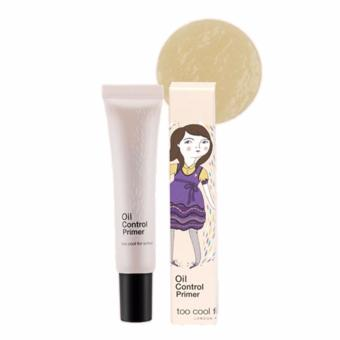Harga [Too Cool For School] ARTIFY OIL CONTROL PRIMER 15ml - intl