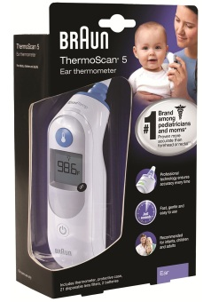 Harga Braun ThermoScan 5 Ear Thermometer