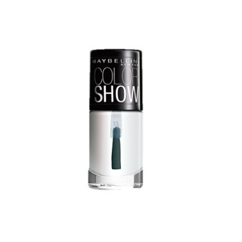Harga Maybelline Color Show Nail - #101 Crystal Clear 6ML EN