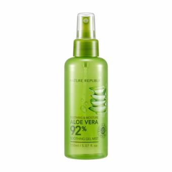 Harga Nature Republic Aloe Vera 92% Soothing Gel Mist - 150ml