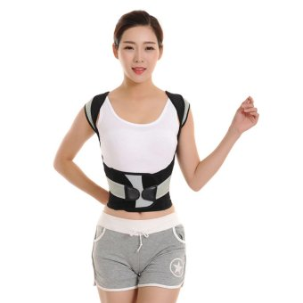 Harga Babaka Posture Correction Vest Braces & Back Support Belt L - intl