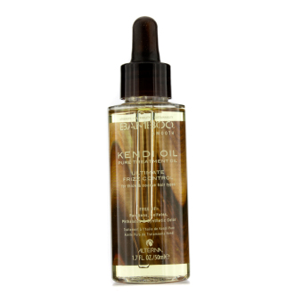 Harga Alterna Bamboo Smooth Pure Kendi Treatment Oil (For Thick & Coarse Hair) 50ml/1.7oz