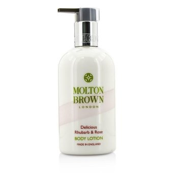 Harga Molton Brown Delicious Rhubarb Rose Body Lotion 300ml/10oz - intl