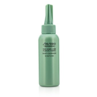 Harga Shiseido The Hair Care Fuente Forte Deep Cleanser (Scalp Care) 100ml/3.4oz (EXPORT)