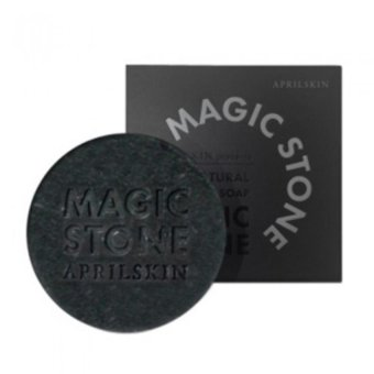 Harga April Skin Magic Stone Black - 100g