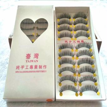 Harga Trendy Eyelashes-L03(Cross 6)