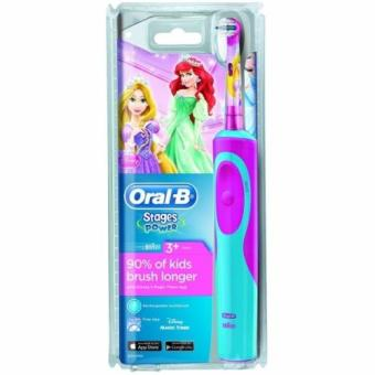 Harga Oral-B Stages Power Princess Electric Rechargeable Toothbrush for Kids