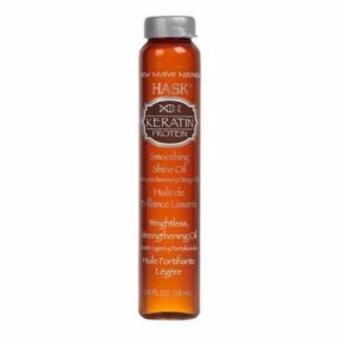 Harga Hask Keratin Protein Smoothing SHINE Oil 18ml