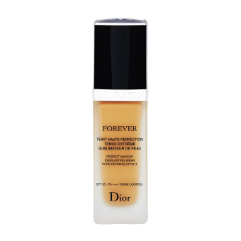 Harga Christian Dior DiorSkin Forever Perfect Makeup Everlasting Wear Pore-Refining Effect SPF35 / PA+++ 1oz, 30ml (# 020 Light Beige) - intl