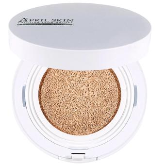 Harga APRIL SKIN Magic Snow Cushion White #21 LIGHT BEIGE
